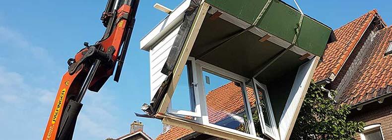 Prefab dakkapel aanschaffen? Scherpe prijzen voor kunststof dakopbouw!